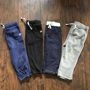 4 pairs of 24 month pants